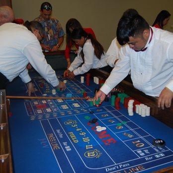 Casino night rentals dallas