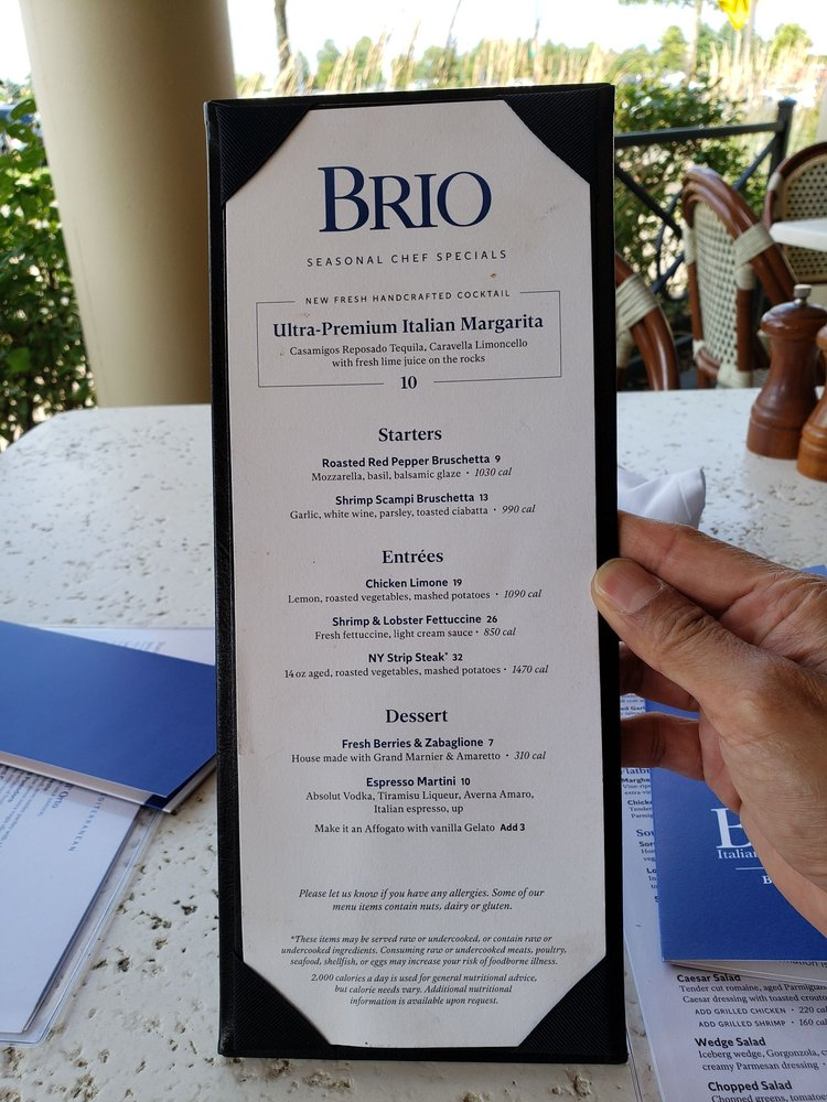 Brio Tuscan Grill - 2019 All You Need