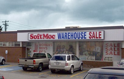 SoftMoc Outlet Store - Shoe Stores