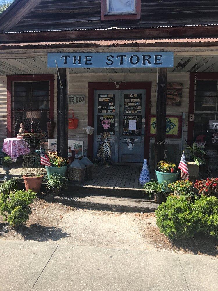 Antiques 56 Calhoun St Bluffton Sc