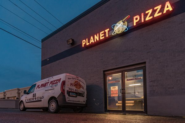 Planet Pizza 220 S Broadway Minot Nd Pizza Mapquest