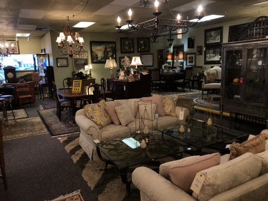 Mustard Seed Consignment 5800 S Lewis, Consignment Furniture Tulsa Oklahoma
