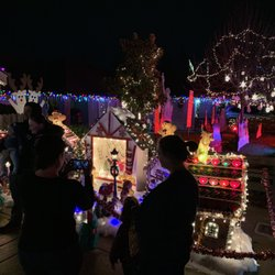 Dovewood Court Christmas Lights 2020 Top 10 Best Christmas Lights Display in Sacramento, CA   Last