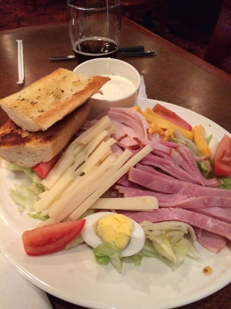 Photo of Village Pub & Poker - Las Vegas, NV, United States. Chef salad!