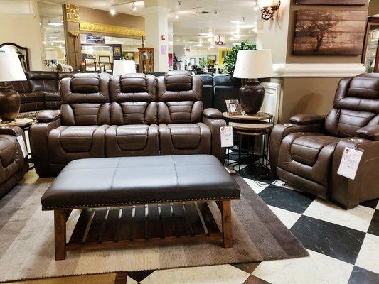 Marlo Furniture Warehouse Showroom