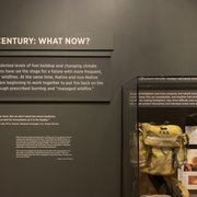 Photo of Autry Museum of the American West - Los Angeles, CA, United States. wildfire exhibit