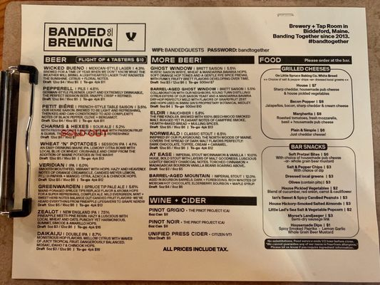 Banded Brewing Co 32 Main St Biddeford Me Brewers Mapquest