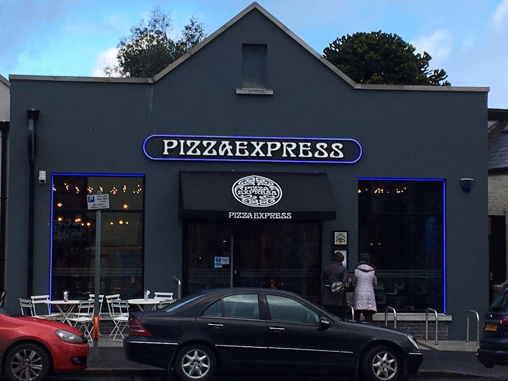 Pizza Express 10 Photos Pizza 376 378 Upper