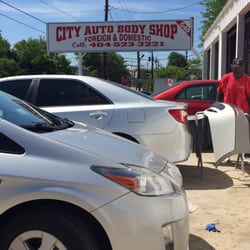 City Auto Body Inc
