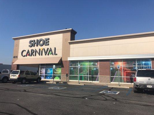 Shoe Carnival 4615 Lafayette Rd