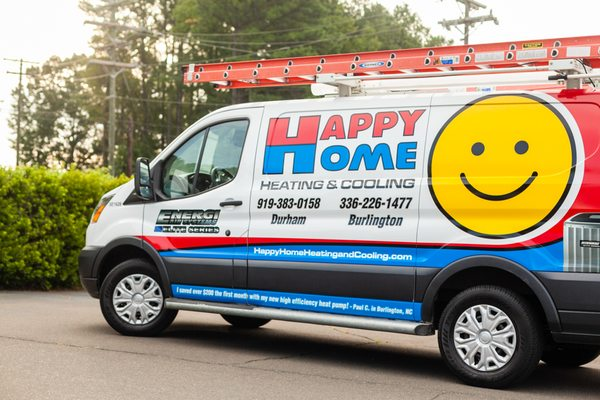 Happy Home Services 3917 Comfort Ln Durham Nc Plumbing Heating