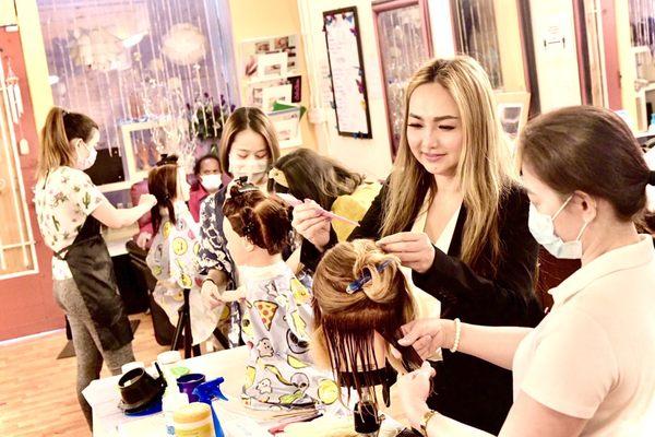 Vuu S Beauty School 170 Photos 63