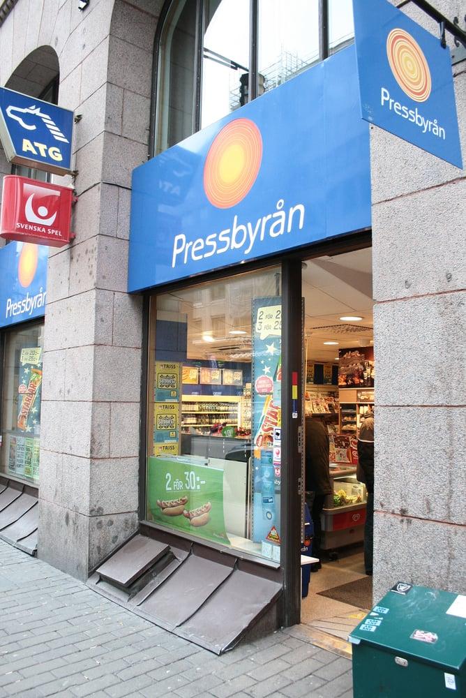 pressbyrån stockholm city