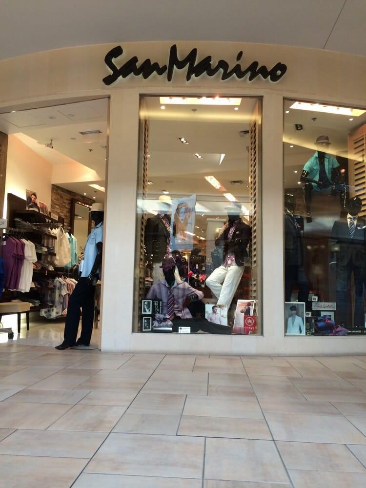 San Marino - Men\'s Clothing - 2901 Bayview Avenue, Bayview ...