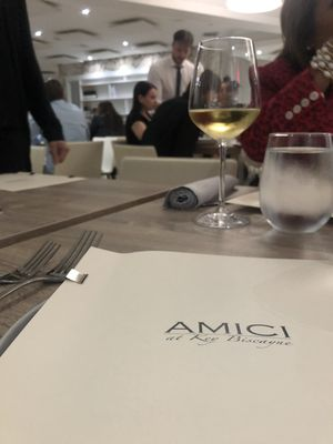 Photo of Amici at Key Biscayne - Miami, FL, United States. Restaurant