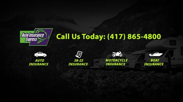 Auto Insurance Express 1341 E Kearney St Springfield Mo Insurance