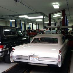 urban classic auto repair