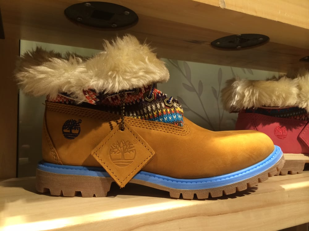 Timberland - Shoe Stores - Times Square