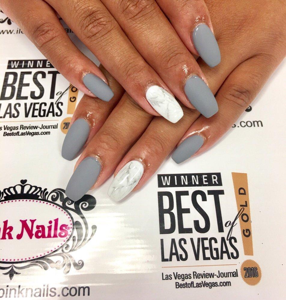 PINK NAILS   12 Photos & 12 Reviews   Nail Salons   12 N ...