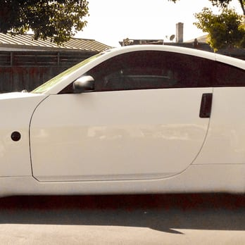 Great Paint Job White With Blue Pearl With Yellow Tan Yelp