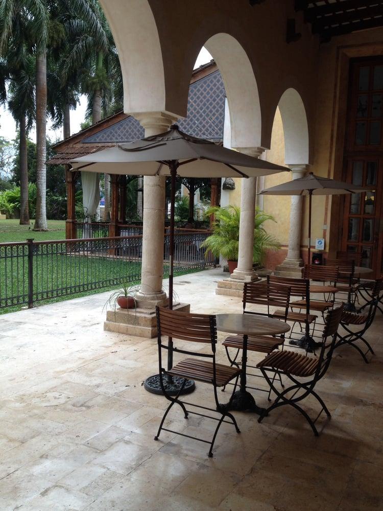 La Terraza Del Restaurante Casa De Piedra Yelp