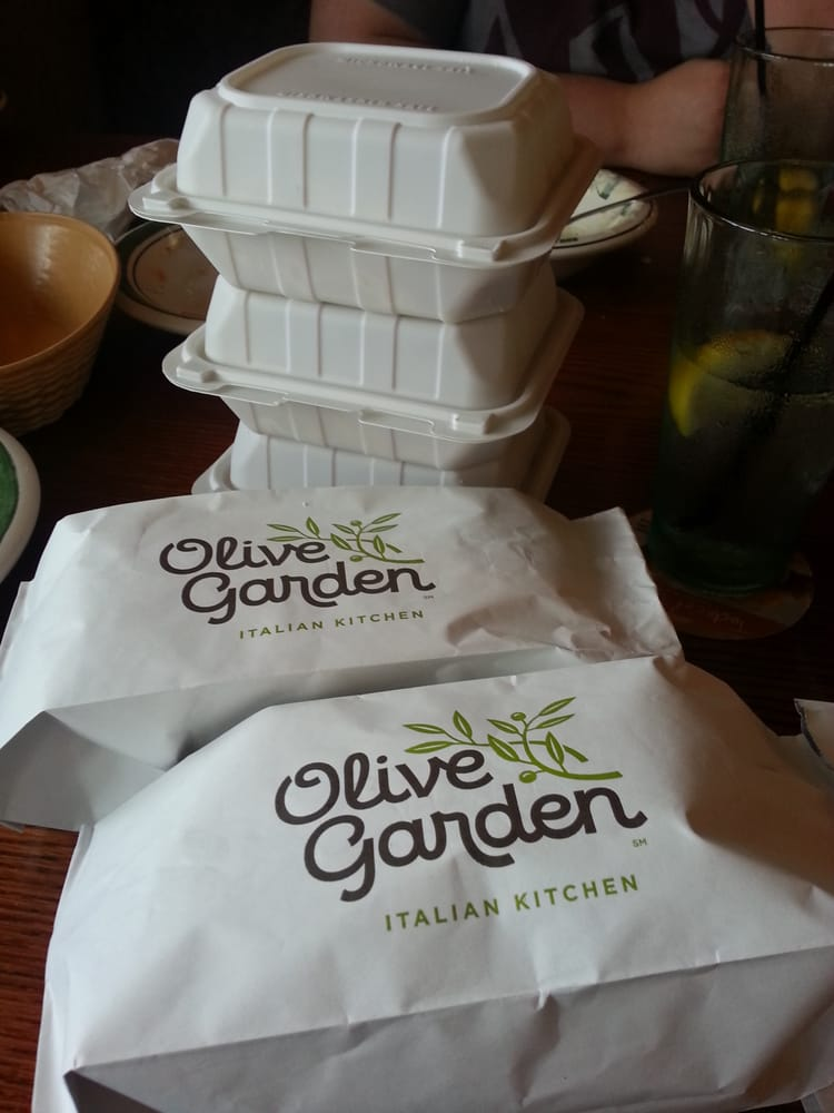 Olive Garden To Go Delivery Available 45 Photos 66 Reviews