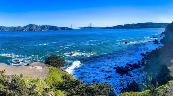 Photo of Lands End - San Francisco, CA, US. Looking Northeast