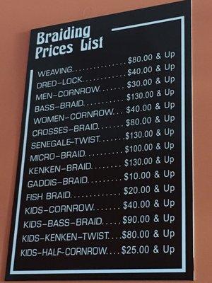 Mai Africian Hair Braiding 92 Elm St Morristown Nj Cosmetics Fragrance Mapquest