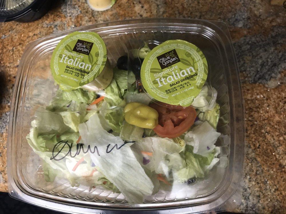 Salad Extra Dressing Yelp