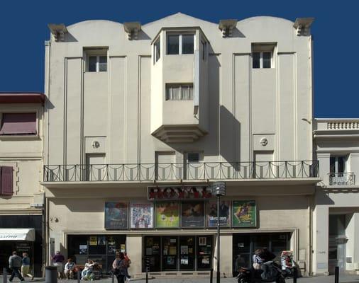 Cinéma Le Royal - Cinema - 10 Mar Foch, Biarritz, Pyrénées