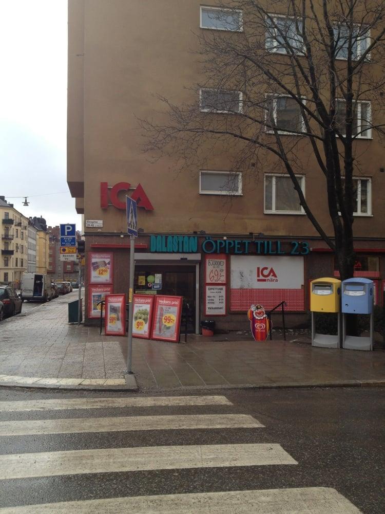 ica vasastan stockholm