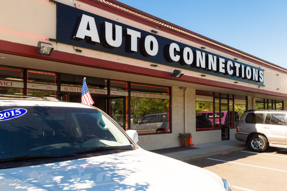 The Best Auto Connection Bellevue
