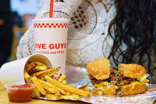 Five Guys Order Food Online 119 Photos 214 Reviews Fast