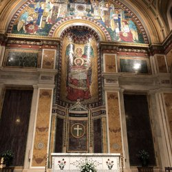Photo of Cathedral of St. Matthew the Apostle - Washington, DC, DC, US. King Jesus Christ at St. Matthew's Cathedral, DC.