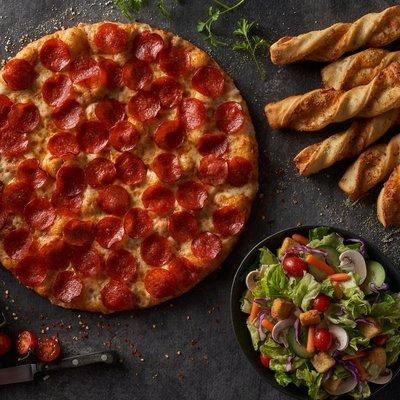 Photo of Round Table Pizza - Walnut Creek, CA, United States