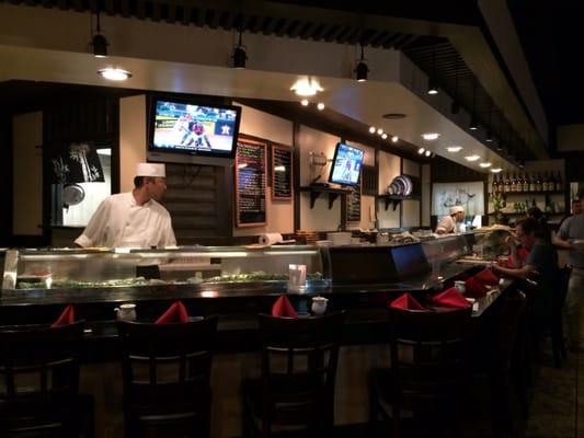 Photo of Hanami Sushi - Sherman Oaks, CA, United States. Sushi bar.