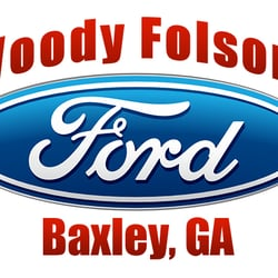 Woody Folsom Ford Baxley Ga >> Woody Folsom Ford - 2019 All You Need to Know BEFORE You ...
