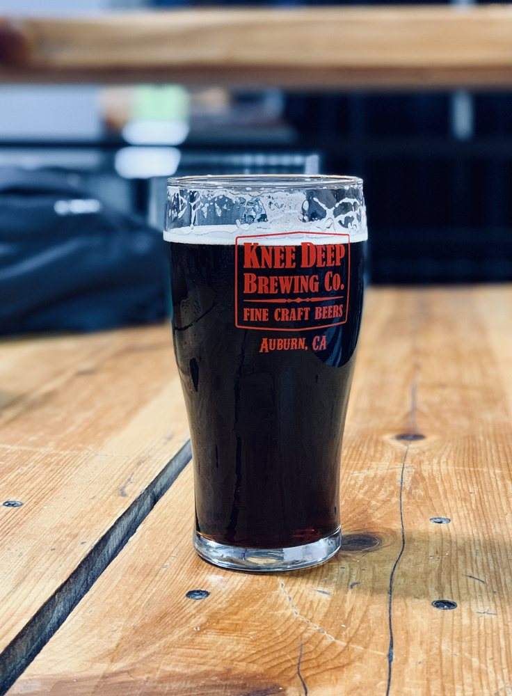4 Knee Deep Brewing Company Breaking Bud Craft Beer Sticker Lot Of Brand New!