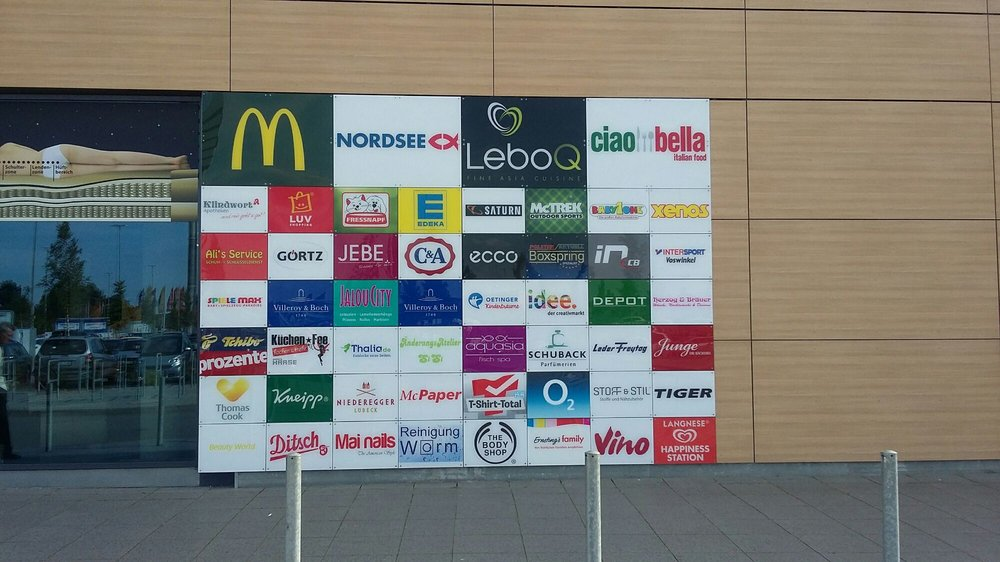 LUV Shopping 17 Fotos Einkaufszentrum Dänischburger