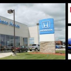 Mankato Car Dealers >> Luther Mankato Honda Car Dealers 308 Raintree Rd Mankato Mn