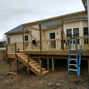 A B Home Improvements 101 Photos Contractors 9307 Brocket Dr Midlothian Va Phone Number