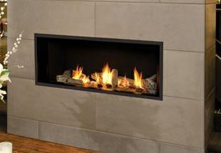 Valor L1 Linear Fireplace Yelp