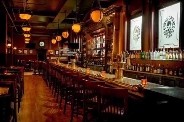 Photo of Gandy Dancer Saloon - Pittsburgh, PA, US.