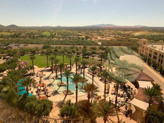 Casino del sol golf rates today