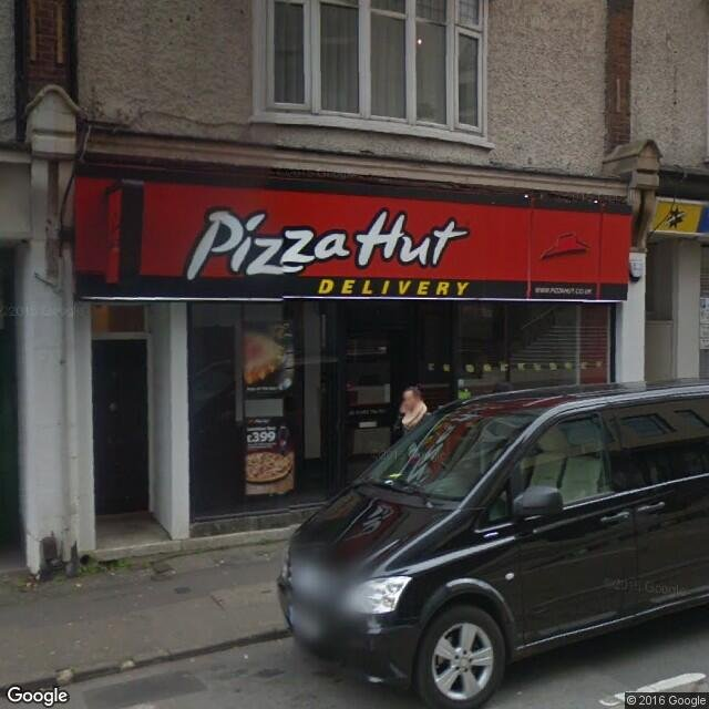 Pizza Hut Pizza 3 Guildford Road Woking Surrey