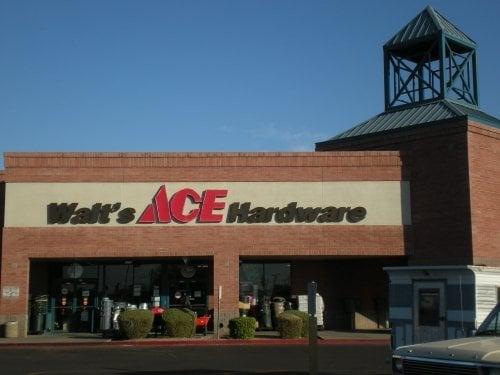 Walt S Ace Hardware 1940 W Indian School Rd Phoenix Az Hardware Stores Mapquest