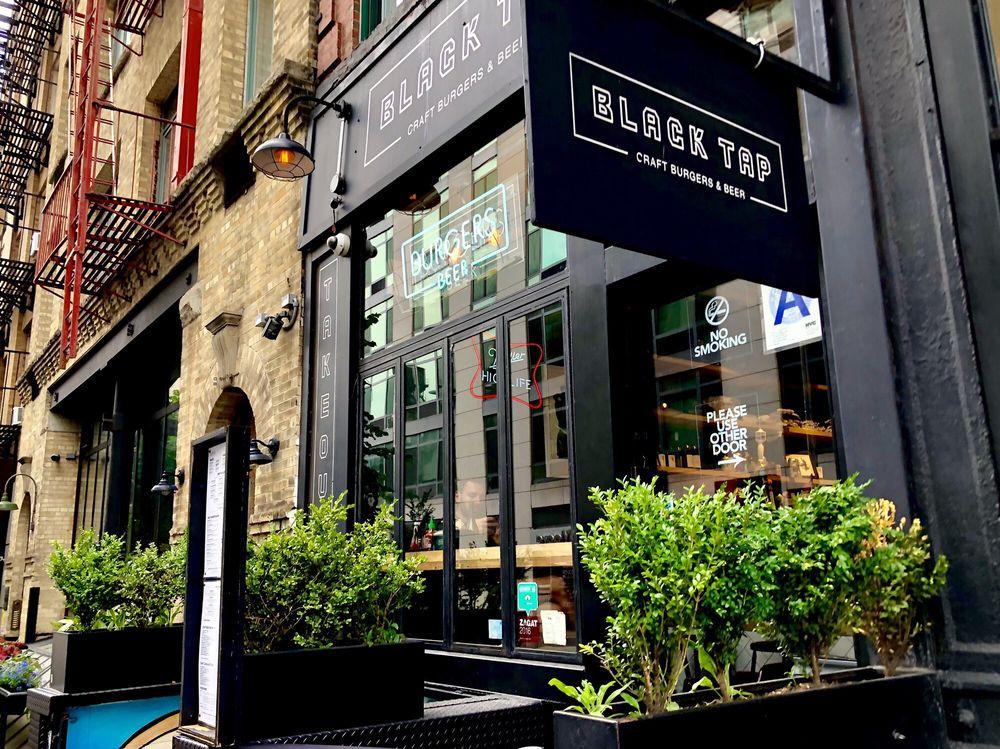 Black Tap - Midtown Restaurant