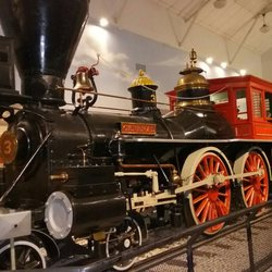 Southern Museum of Civil War and Locomotive History - 2829