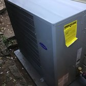 A/C Condensing Unit Installed on Roof