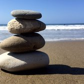 Photo of Arroyo Burro Beach - Santa Barbara, CA, United States. Balance and harmony!